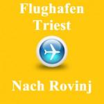 Flughafen-Triest-Rovinj
