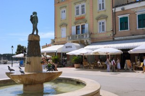 Hotel Adriatic in Rovinj