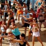 Camp Amarin gymnastic program