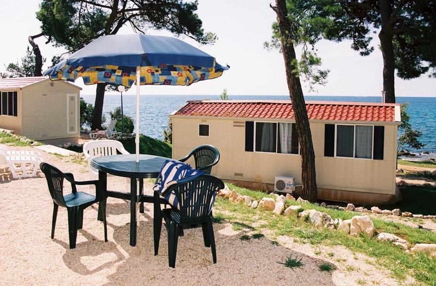 Camp Valdaliso Mobile homes