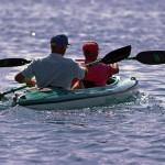 Camping Vestar kayak