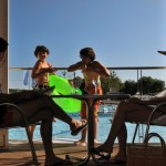 Camping Vestar poolbar