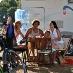 Camping auf Amarin in Rovinj