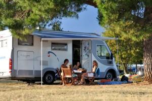Urlaub Rovinj Kroatien - Camping Amarin