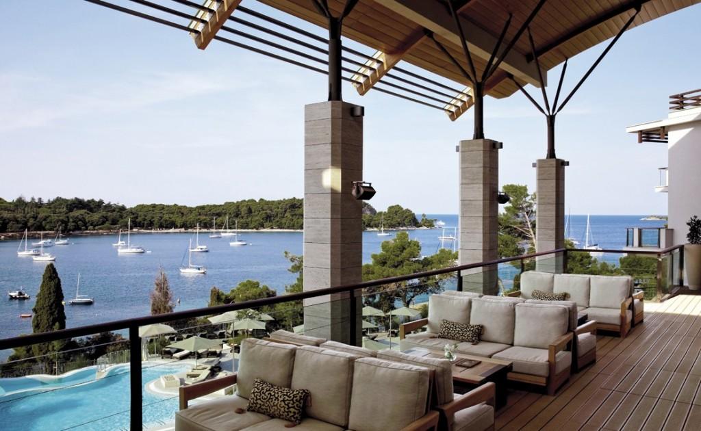 Rovinj kroatien ortsinfo ferienwohnungen camping und hotels for Boutique hotel intermezzo 4 pag croatie